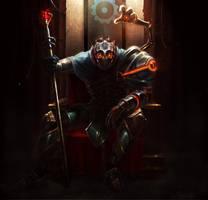 Viktor, The Machine Herald by Snook-8
