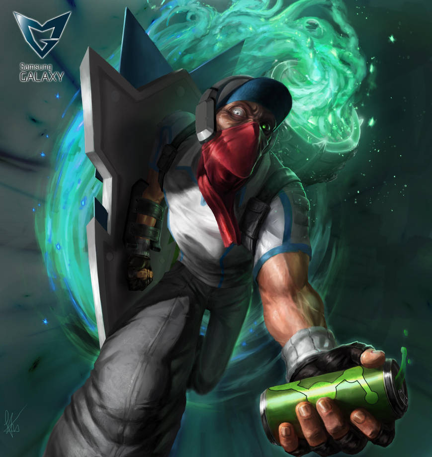 SSW Singed [LoL] by Snook-8