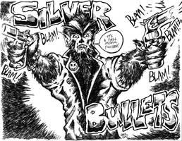 Silver Bullets by ragzdandelion