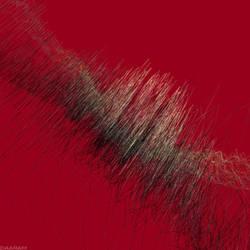 Red landscape by daaram