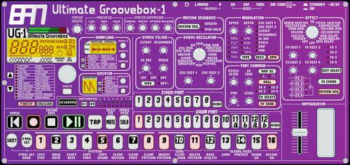 Ultimate Groovebox by Vegeta897