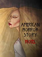 American Horror Story Hotel by FraXD