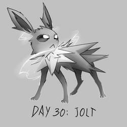 Inktober Day 30 by Lallelol