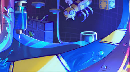CHEMICAL PLANT ZONE! by Lallelol
