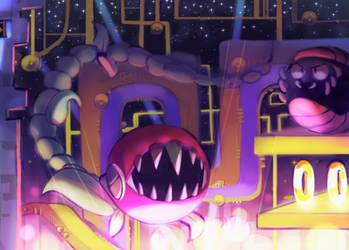 STARDUST SPEEDWAY! by Lallelol