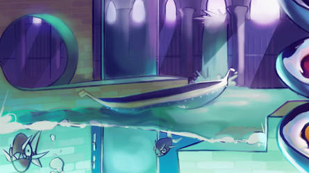 HYDROCITY ZONE! by Lallelol