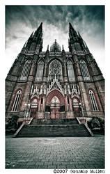 La Plata Cathedral by gONZOm