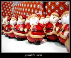 Santa by gONZOm