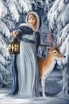 Christmas spirits by arventur
