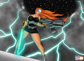 Bolt Blade by Flo-Jitz
