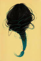Fishtail by likeOMFGitsJONNY