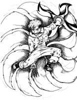 Naruto of the Nine Tails by mangakasagebrush