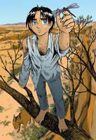 Hope -color version by mangakasagebrush
