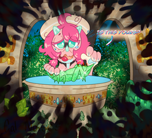 Chimereon MYO - Illidia Prompt by cat-noises