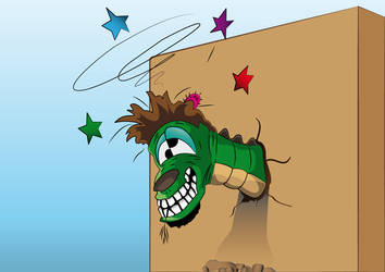 Dragon amusant - Funny Dragon by Studio-daVinci-Dijon
