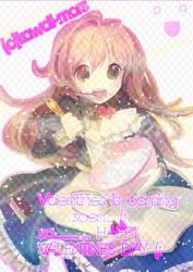 Happy Valentines by kawaii-mars