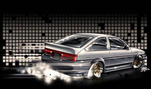 86 drift by Signalxb