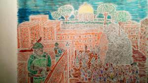 Jerusalem by SergeantQumbula