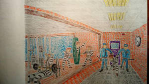 Prison by SergeantQumbula