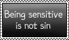 [Stamp]Being sensitive is not sin by KyathShares