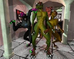 New_Hunting_Mates by CircleA61