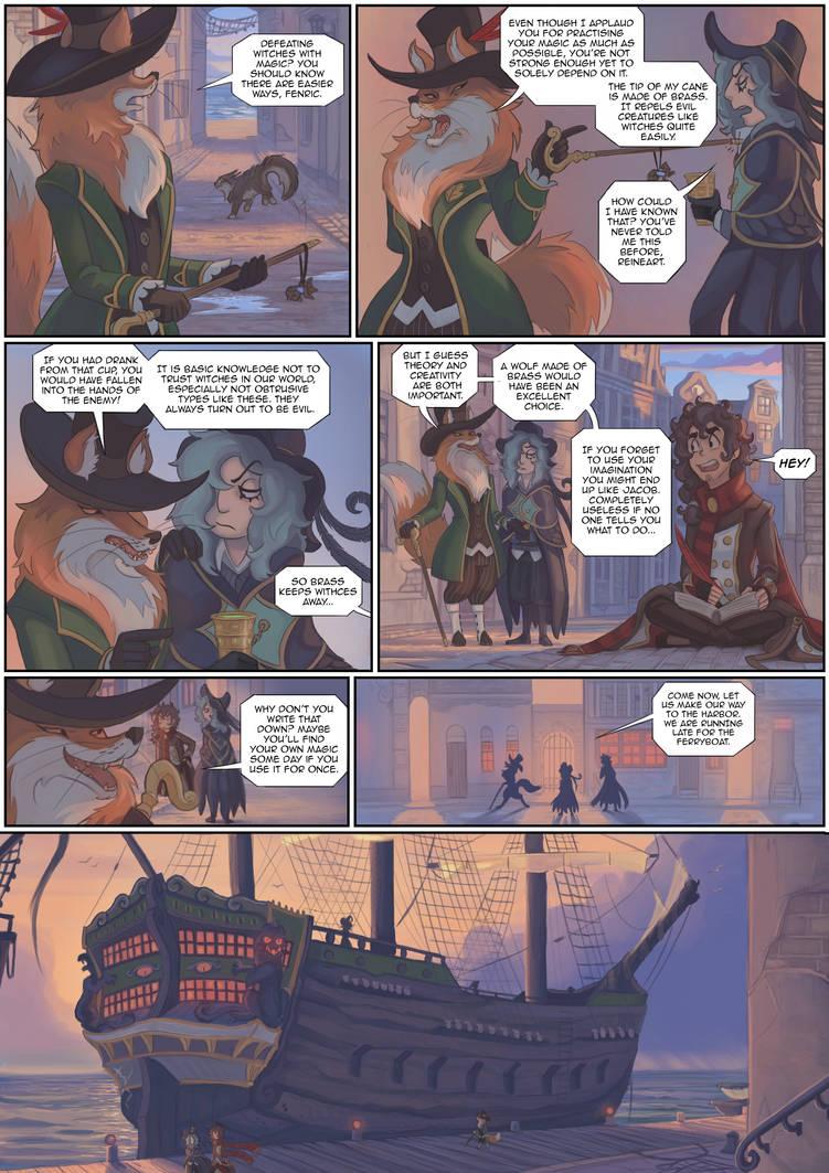 De Kattenbeker (English) - Page 3 by Tesnuzzik