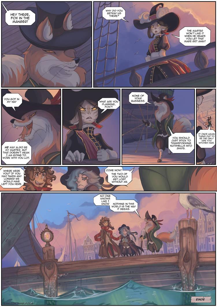 De Kattenbeker (English) - Page 4 by Tesnuzzik