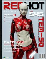 System 50 Red Bot by DAVEYABBO