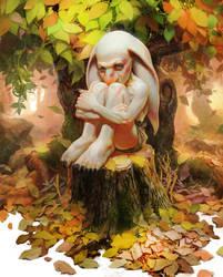 Lonely Goblin by meteorite8