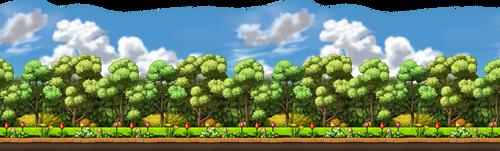 Maplestory Background 2 by BlueTailz