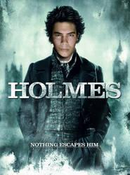 Duke Holmes by thebrownduke