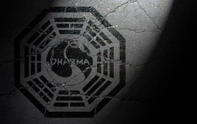 'Dharma: The Swan' Wallpaper by thebrownduke