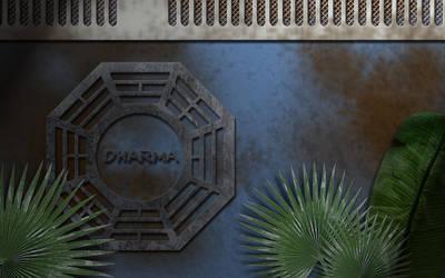 Dharma Van Wallpaper by thebrownduke