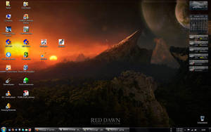 Current Desktop by zipclaw