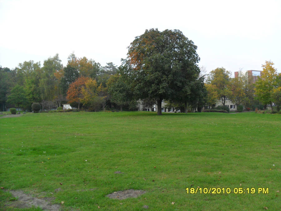 Buergerpark by zipclaw