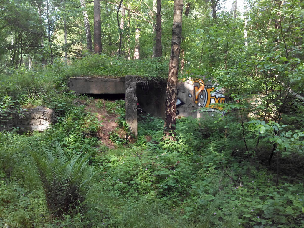 Eibia - Remainings of a bunker by zipclaw