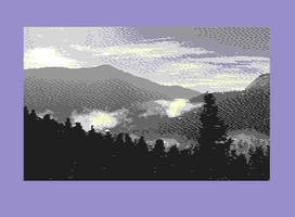 Humid Forest C64-Version by zipclaw
