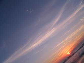 Sunset - El Salvador by cesars