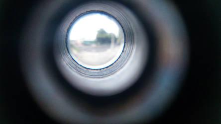 fisheye door by cesars