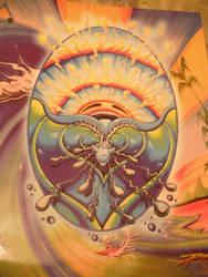 Psychedelic Hallucination by kuro21