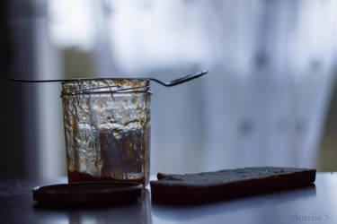 Project 365 : 16. Empty Jam Jar by Navis3