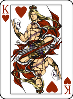 King of Hearts by TixieLix