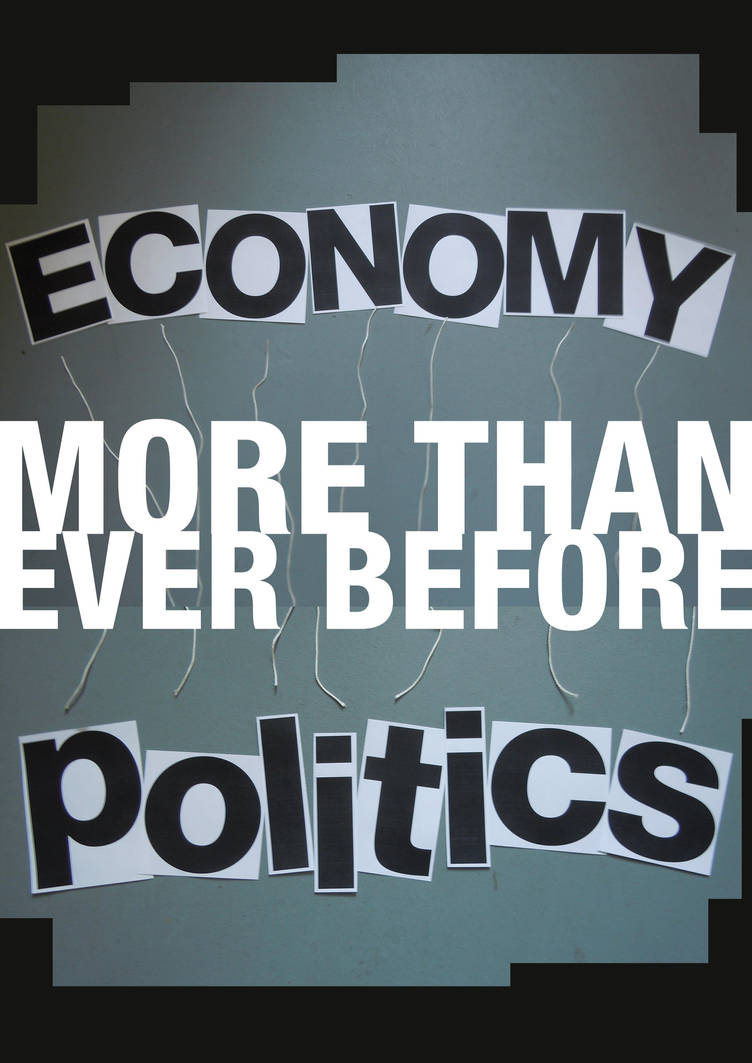 economy politics by spicone