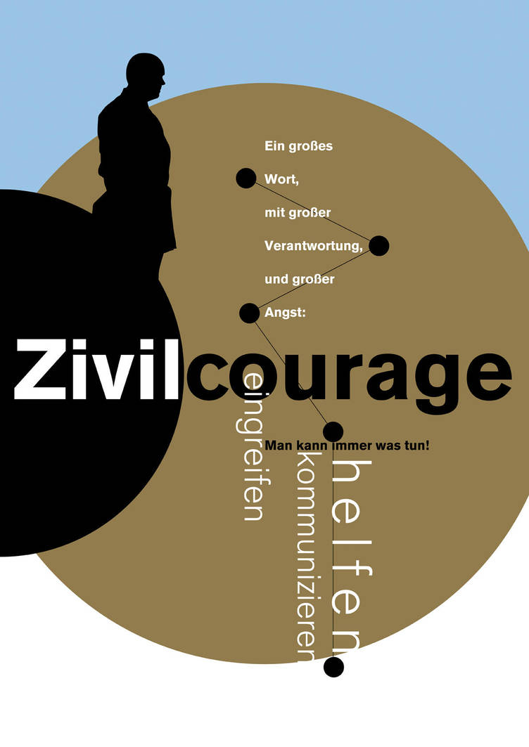 zivilcourage by spicone