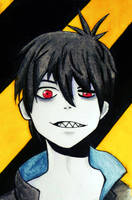 Staz Blood Lad by Keylhen