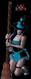 Sexy Witch by MinacoSato