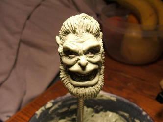 head by stoneindian