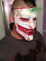 Joker Skin Mask by stoneindian
