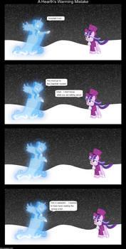A Hearth's Warming Mistake Comic by Ahsokafan100