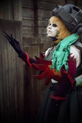 Dead World Indieglut Lugh by Langarang
